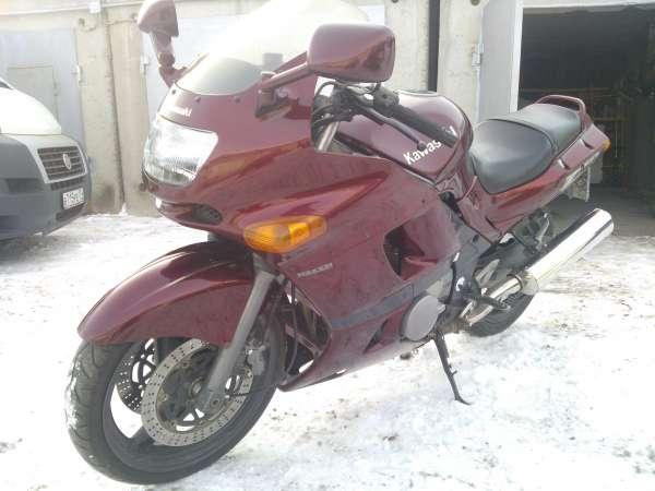 KawasakiZZR1100