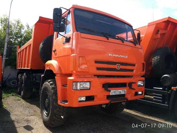 КАМАЗ6520