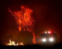Взрыв и сильный пожар произошел в Златоусте
