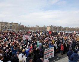 Власти Миасса запланировали потратить 800 тысяч на телеролики и поздравления / Пропаганда против народных протестов