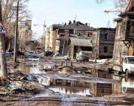 Экономика России в ... (зоне риска): впереди – спад. Продолжаем поднимать Россию с колен