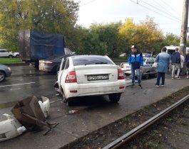 Дорожное ограждение травмировало пешехода - может пора отказаться?