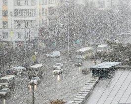 Счет идет на часы. На Южном Урале внезапно похолодает до -14°
