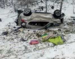 Женщина погибла в аварии с фурой в Челябинской области