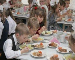Горячее питание станет обязательным для школьников младших классов