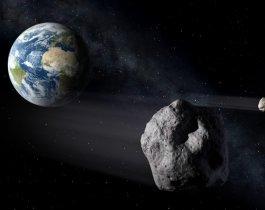 Крупный астероид сегодня сблизится с Землей